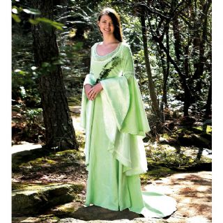 Arwen S Elven Fantasy Wedding Dress Lord Of The Rings